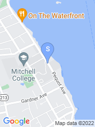 Mitchell College map