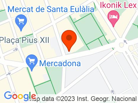 221291 - Junto Metro Santa Eulalia