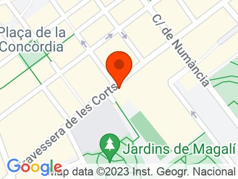 212196 - Jto. Caballero, cerca calle Berlín