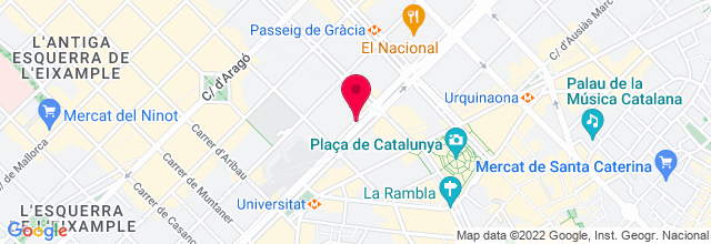 Map for Teatre Coliseum