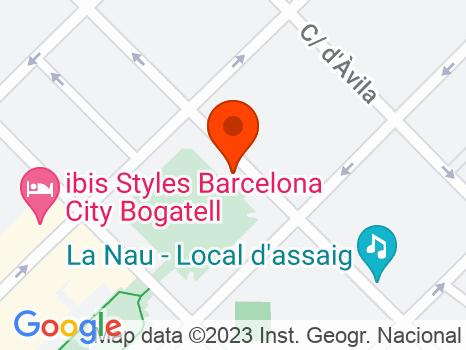 232113 - Vila olímpica- Avenida icaria