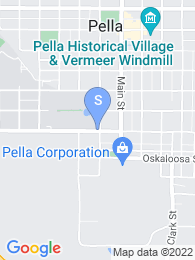 Central College map