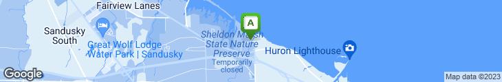 Map of Salmon Run