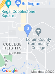 Lorain County Community College map