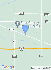 Northwest State Community College map