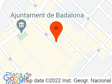 214198 - Piso en zona Centro junto a Estación de tren Badalona.