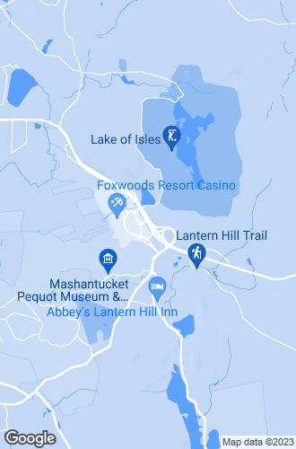 Map of Ledyard