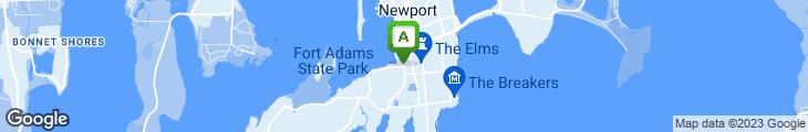 Map of Asterik Bar Restaurant