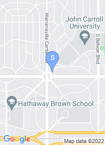John Carroll University map