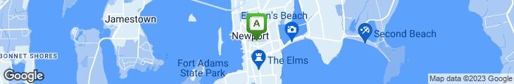 Map of One Bellevue