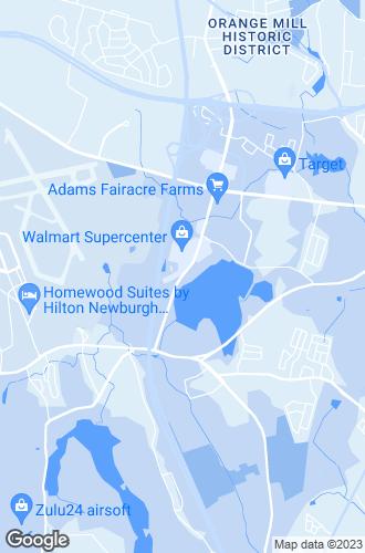 Map of Newburgh