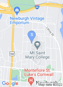 Mount Saint Mary College map