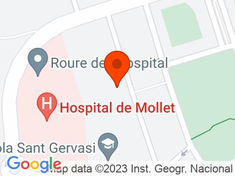 214657 - Piso en Can Borrell, Mollet, próximo a vías de acceso