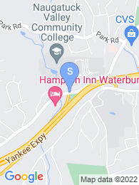 Naugatuck Valley Community College map