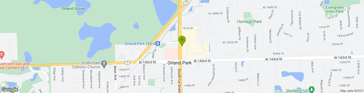 Orland Park-143rd & LaGrange