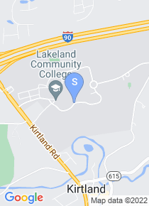 Lakeland Community College map