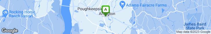 Map of Miss Saigon