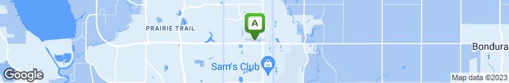 Map of Samurai Sam's