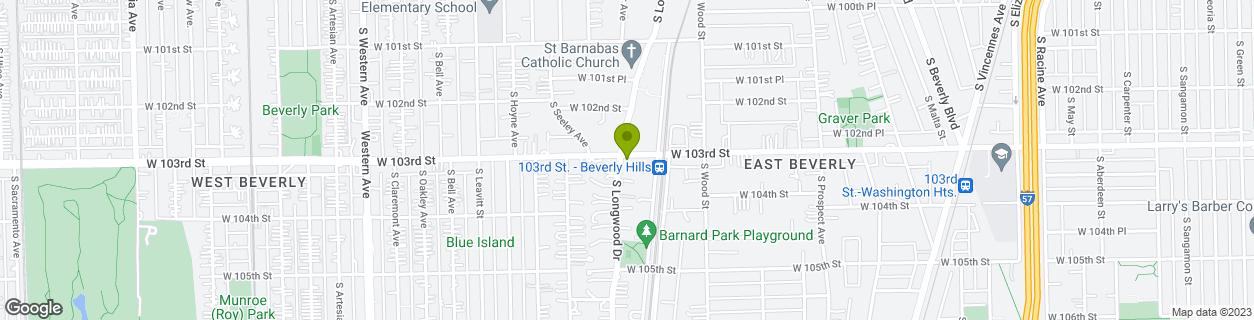 Beverly-103rd & Longwood