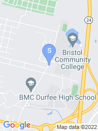 Bristol Community College map