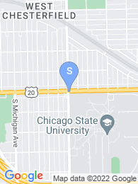 Chicago State University map