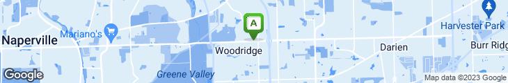 Map of Wonton Deli