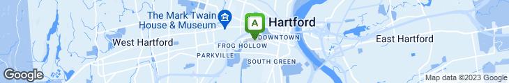 Map of Firebox Restaurant