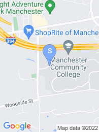 Manchester Community College map