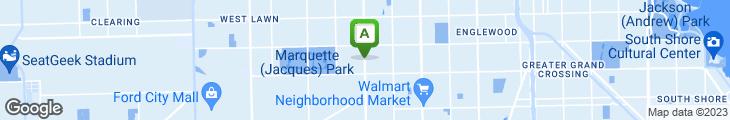 Map of Petie Boy's