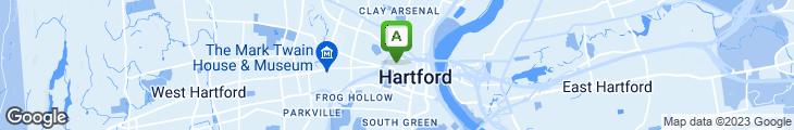 Map of Aladdin Halal Restaurant