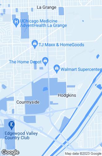 Map of Hodgkins