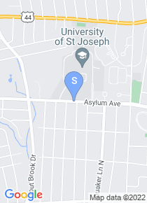 Saint Joseph College map