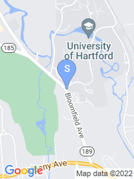 University of Hartford map