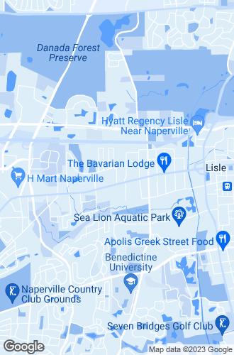 Map of Lisle