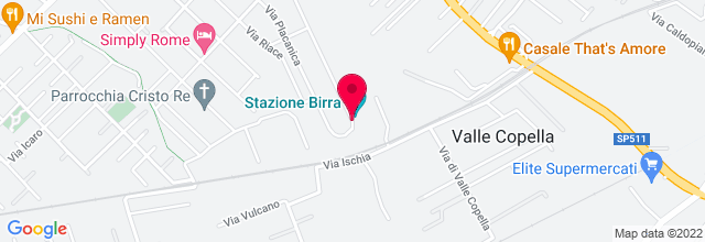 Map for Stazione Birra