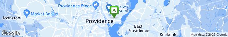 Map of Rue De L'Espoir