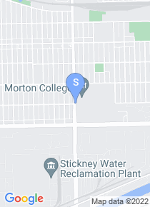 Morton College map