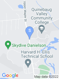 Quinebaug Valley Community College map