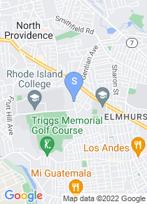 Rhode Island College map