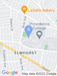 Providence College map