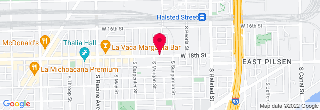 Map for Simone's Bar