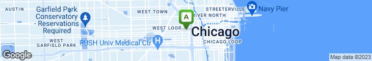 Map of Perez Restaurant