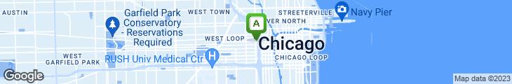Map of Jim Ching
