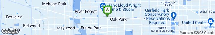 Map of Winberie's Restaurant & Bar