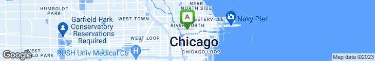 Map of Shamrock Club