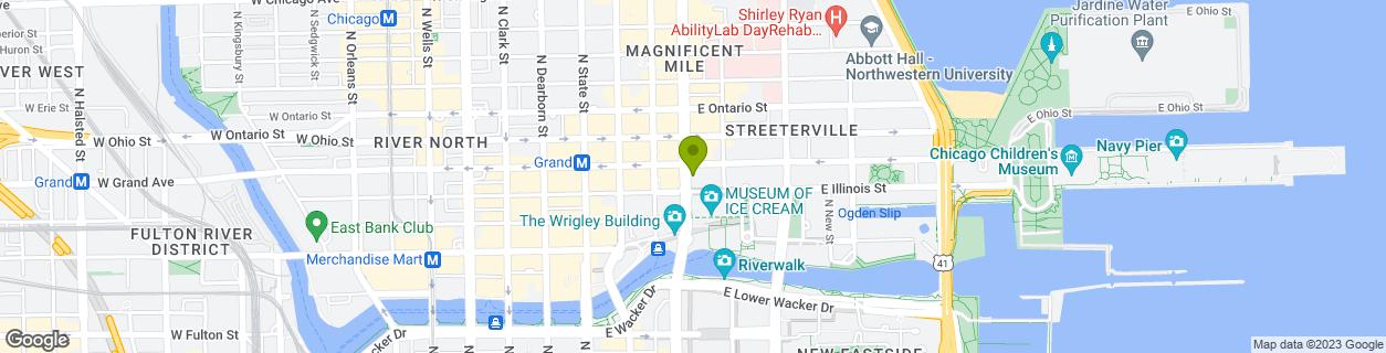 Intercontinental Hotel-Chicago-Lobb