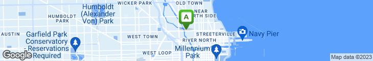 Map of Motel