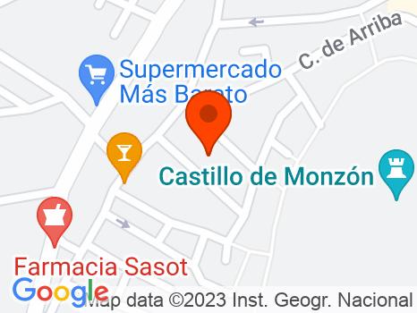 227670 - Zona centro de Monzón