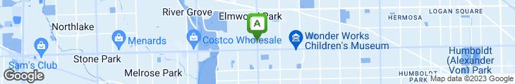 Map of Wok N' Roll