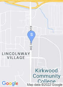 Kirkwood Community College map